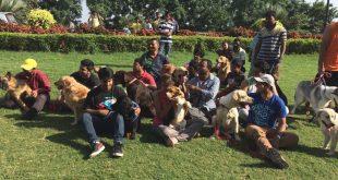 Dog park in Hyderabad