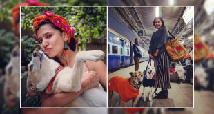 Delhi Woman Exploring India With Her Dogs