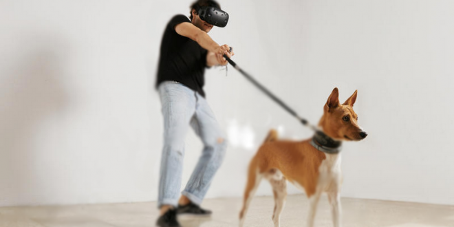 How Interacting With A Virtual Dog Will Lower Bite Cases